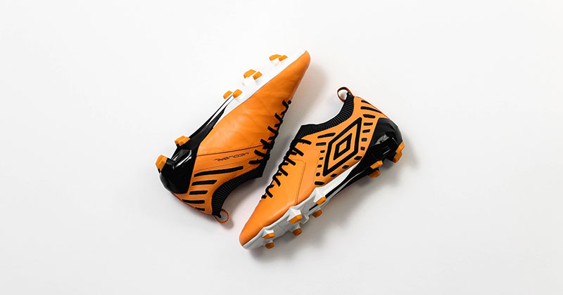A closer look at the new Umbro Medusæ boots