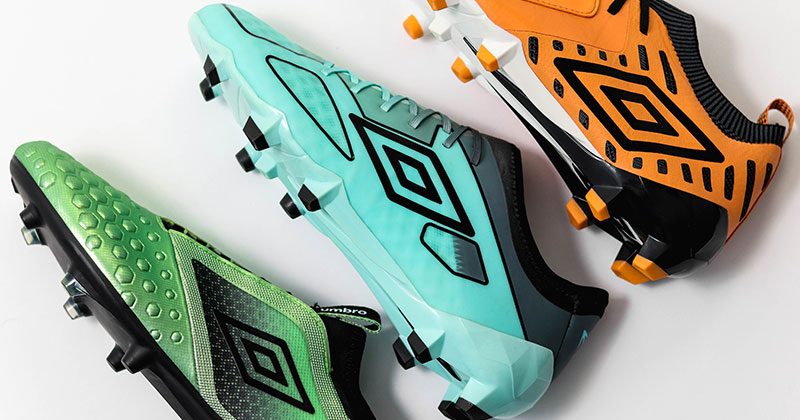 The new Pastel Pack from Umbro