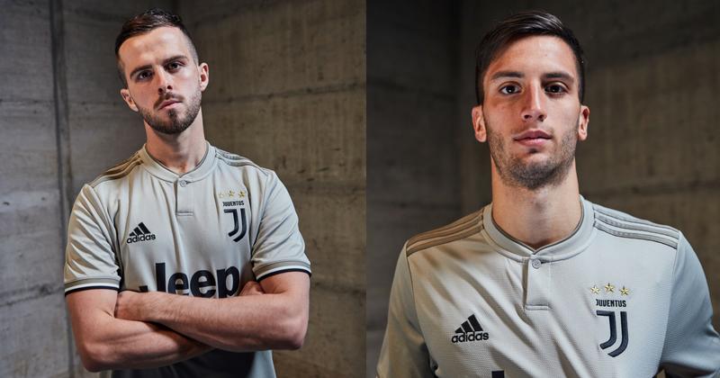 Adidas Reveal New Juventus Away Kit  a538e128e