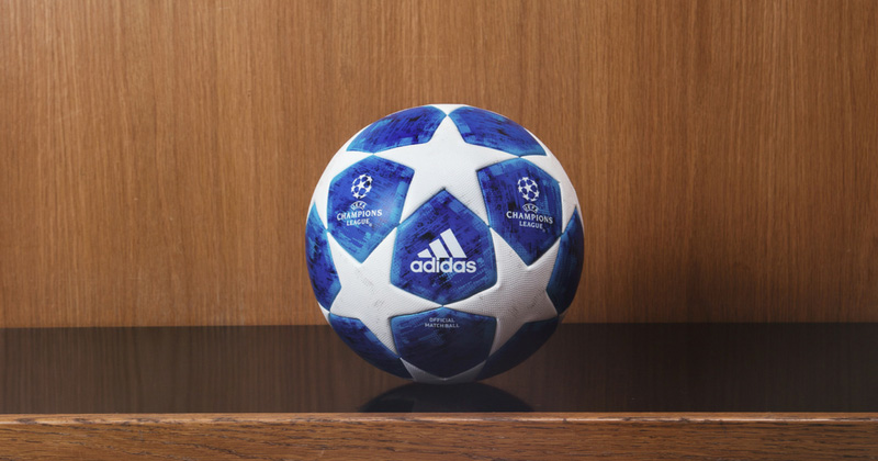 Adidas Unveil 2018/19 Champions League Ball