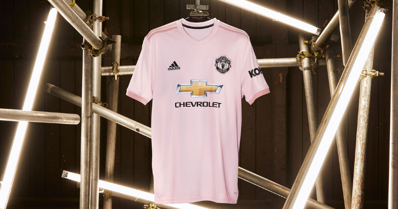 Manchester United Launch 2018/19 Away Kit