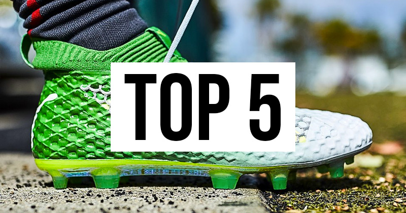 5 Puma football boots you should buy today