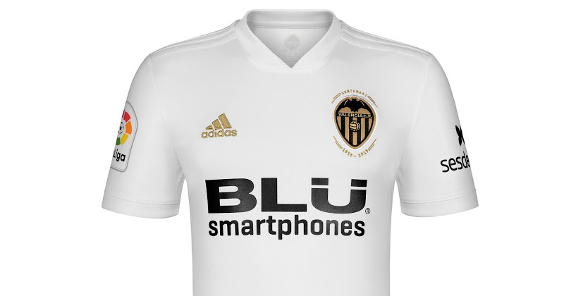 camiseta del valencia amazon