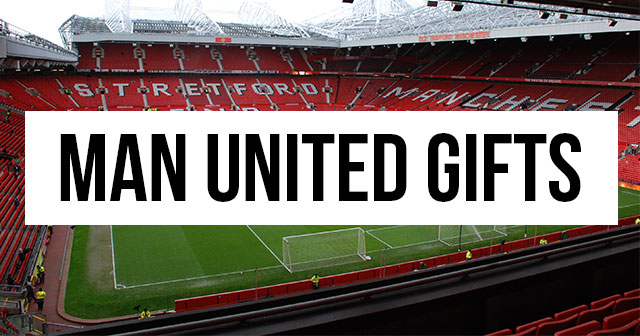 The Ultimate Manchester United Gift Guide