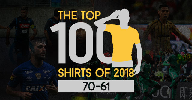 The Top 100 Shirts of 2018: 70-61