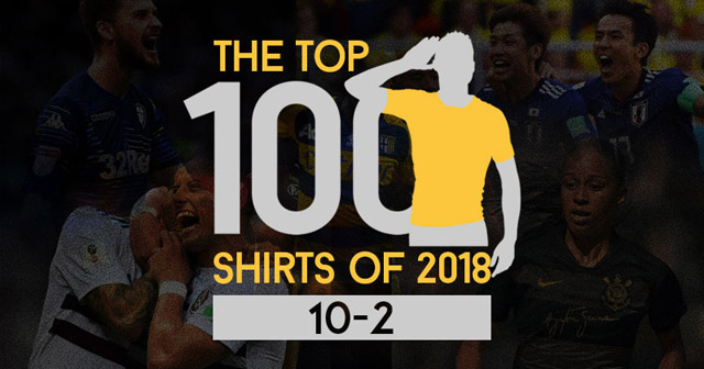 The Top 100 Shirts of 2018: 10-2