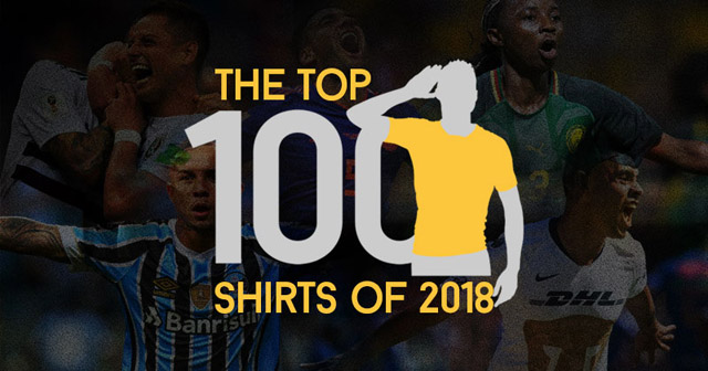 The Top 100 Shirts of 2018