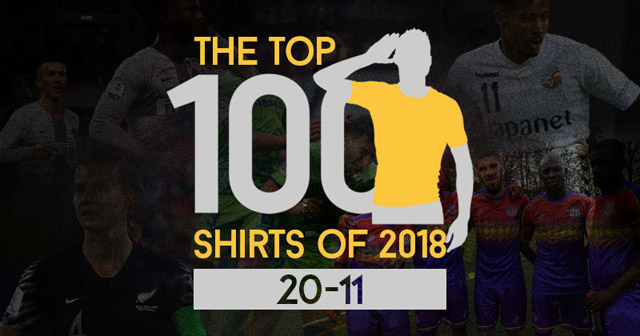 The Top 100 Shirts of 2018: 20-11