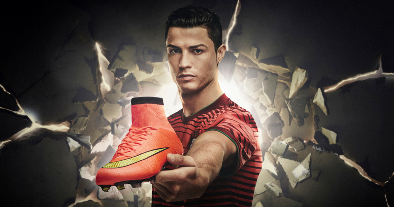 64348ef862b7 The Greatest Ever Players To Wear Nike Mercurial Boots | FOOTY.COM Blog