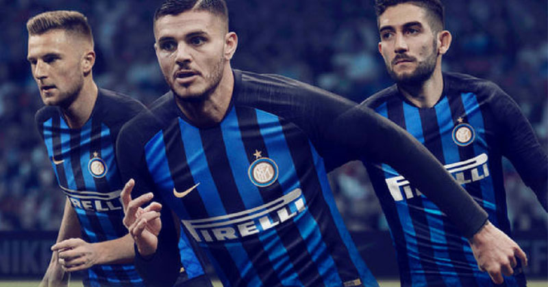 Inter Milan 2018/19 Home Shirt