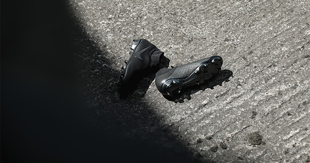 The new Nike Phantom Vision boots from the Stealth Ops pack