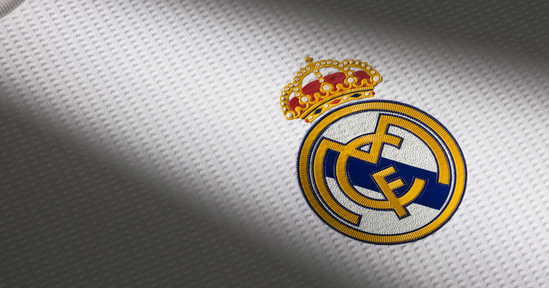 Real Madrid number 7 shirt