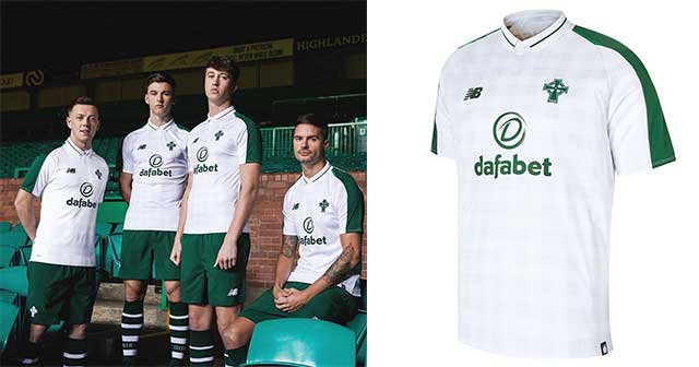 Celtic 2018/19 Away Shirt Review