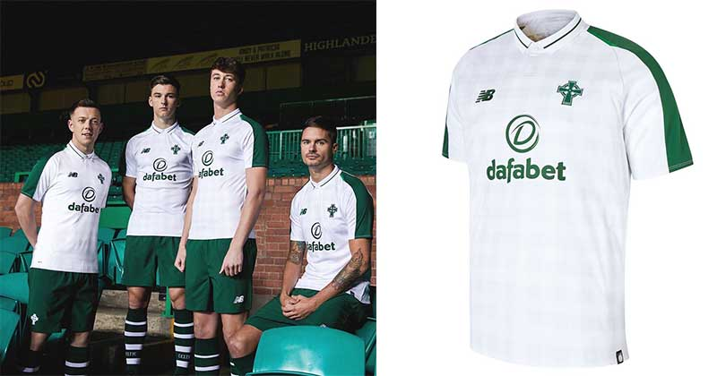 27f515eea Celtic 2018 19 Away Shirt Review