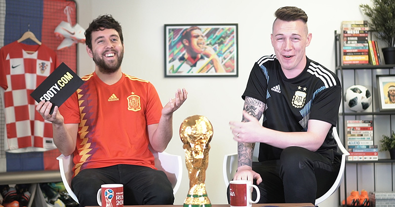 CLUB FOOTY: World Cup News & Product Chat