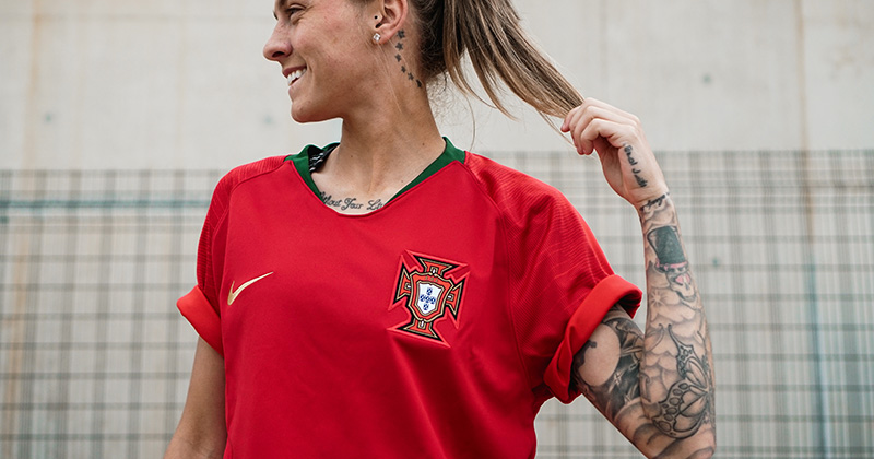 Portugal 2018/19 Home Shirt - Review