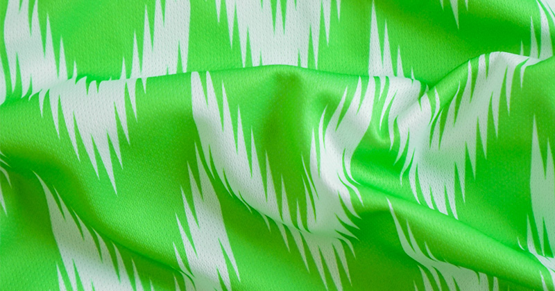The new Nigeria home shirt is a game changer
