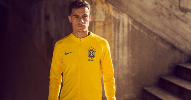 f70f48216 The Samba Yellow Returns As Nike Unveil New Brazil Kit
