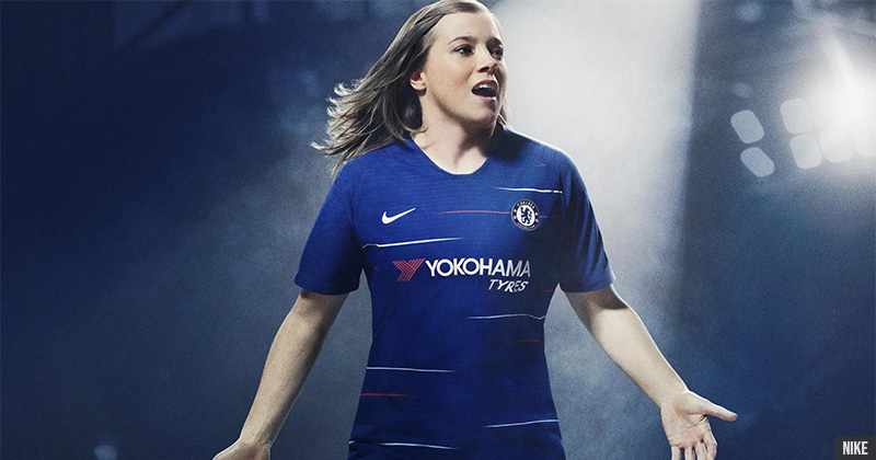 New Chelsea home shirt introduces unique look  133fc94e8