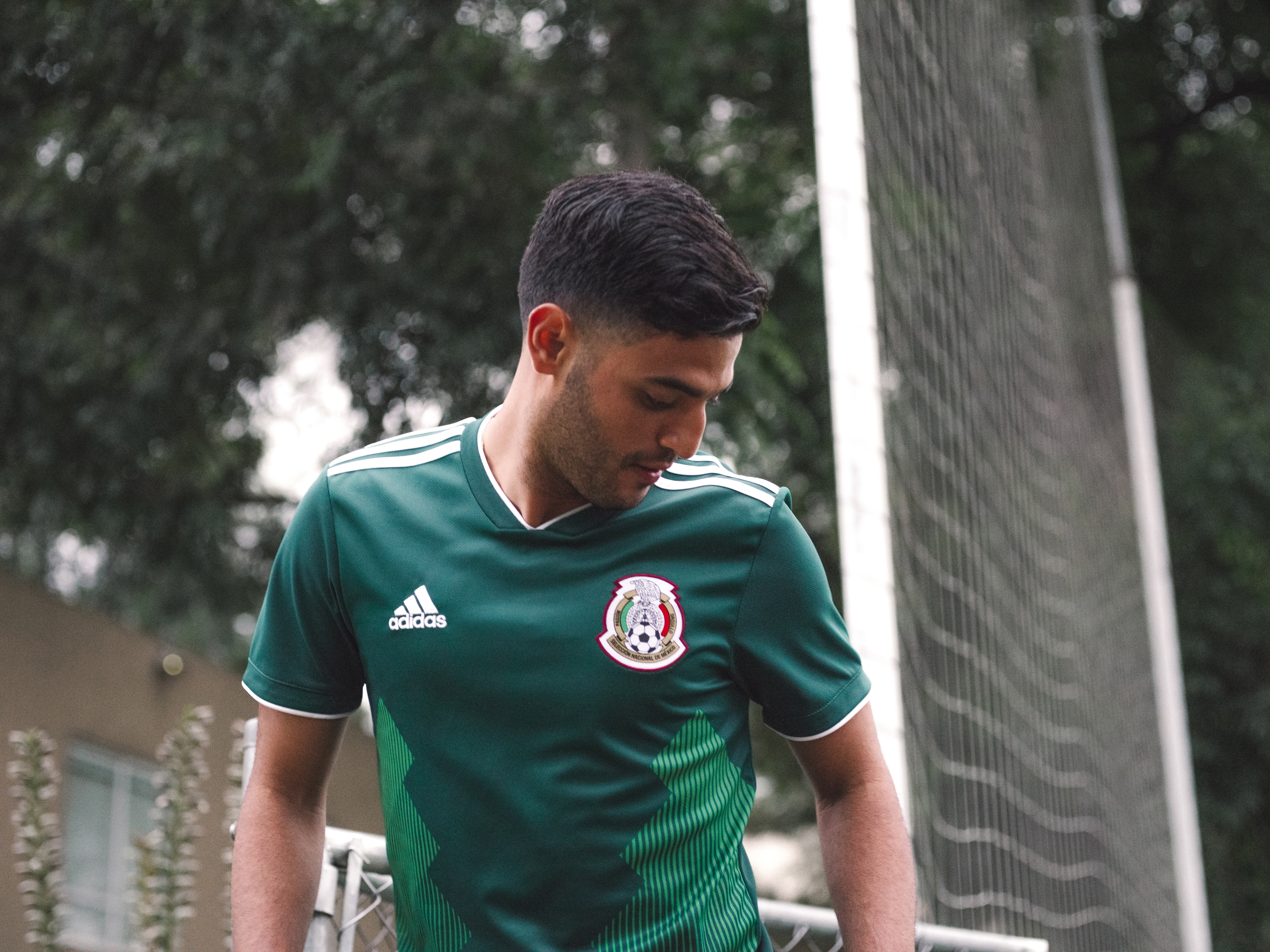 MEXICO WORLD CUP KITS