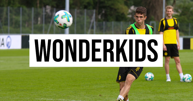 10 Bundesliga Wonderkids to look out for in 2019