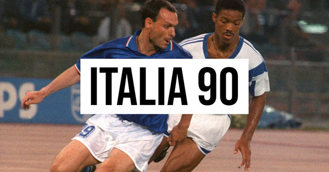 The Kits of Italia 90 - Group A