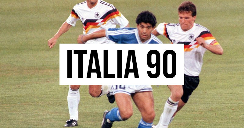 The Kits of Italia 90 - Group B