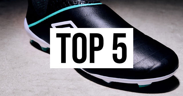 Top 5 Best Leather Football Boots 2019