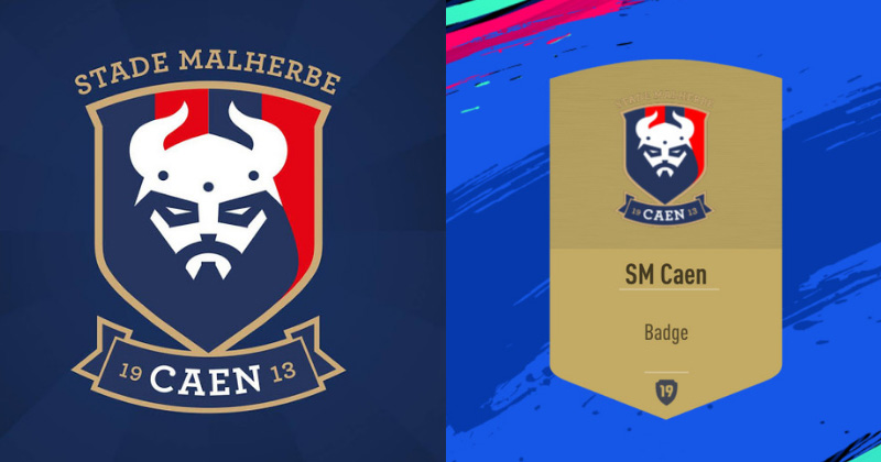 SM Caen first introduced us to this minimalist Viking badge in 2016 7af17e0e5