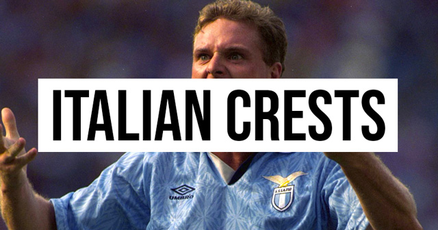 The meaning behind Italian football team crests