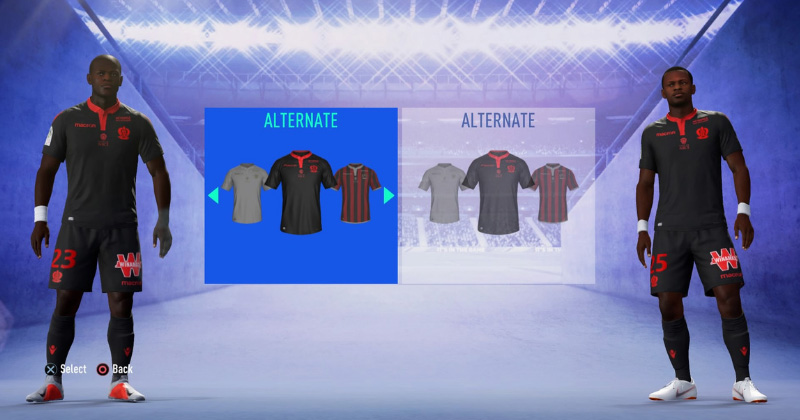 107e88398 Top FIFA 19 Ultimate Team Kits With No Sponsors