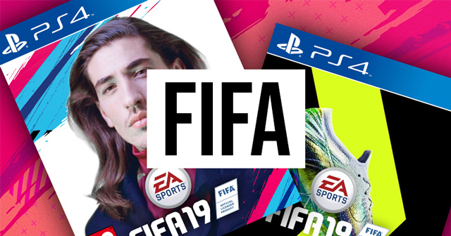 FIFA 19 alternative covers