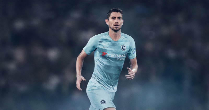 Chelsea Unveil Innovative New Third Kit