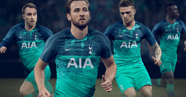 Nike Launch 2018/19 Tottenham Third Kit