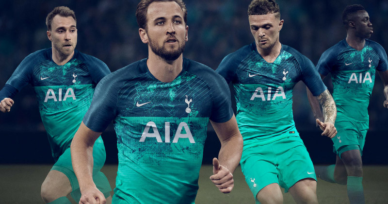 e12ed15a958 Nike Launch 2018/19 Tottenham Third Kit | FOOTY.COM Blog