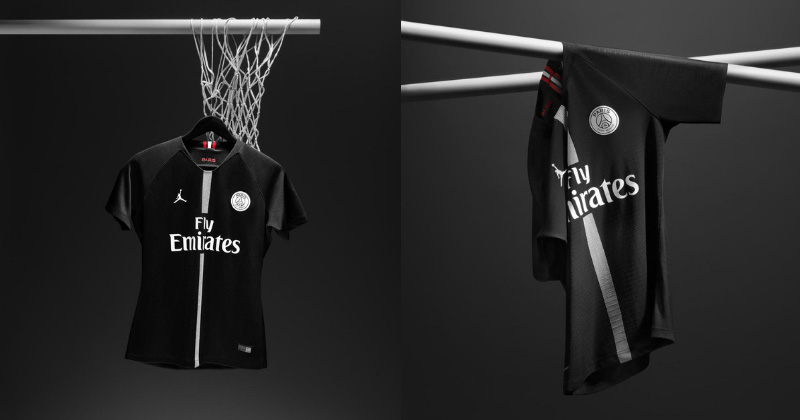 PSG Third Kit Jordan 2018/19