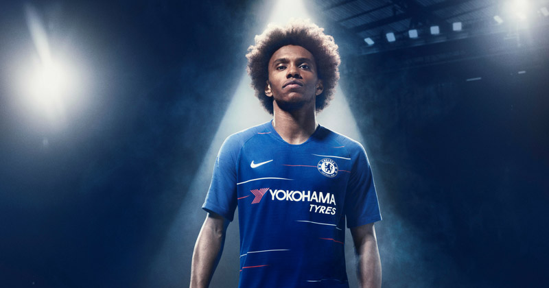 Premier League 2018 19 Kits  Nike Guide  e8fb408e0