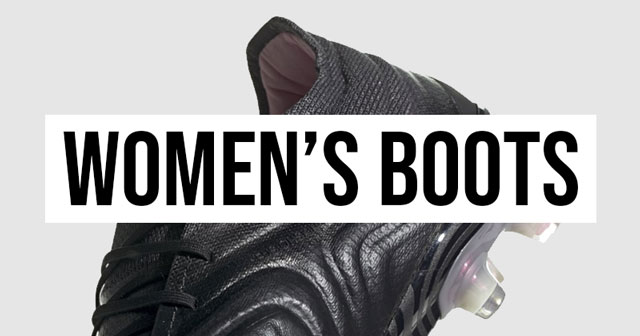 5 of the best Womens football boots available today