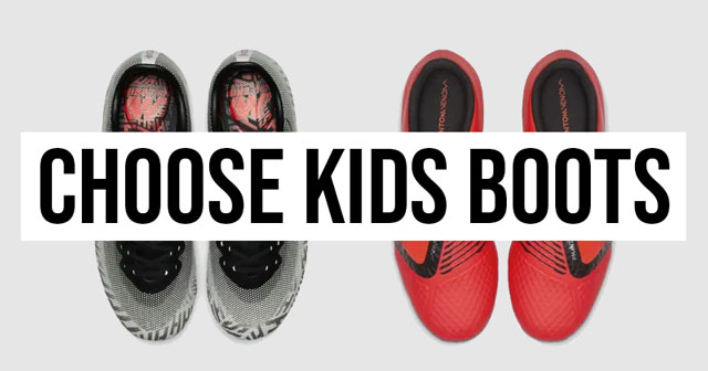 How To Choose The Right Kids Football Boots