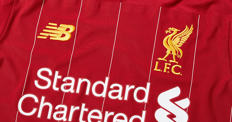 liverpool front of kit