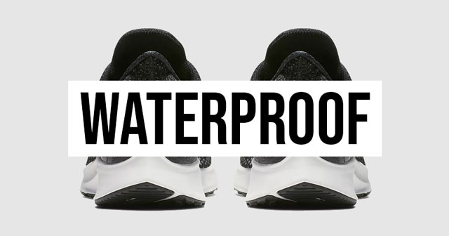 What are the best waterproof running trainers on the market?