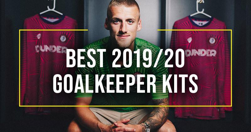 new style 087cf 86fe1 Ranking the best goalkeeper kits 2019/20 - Top 7 | FOOTY.COM ...