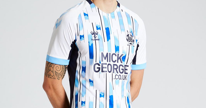 cambridge away kit