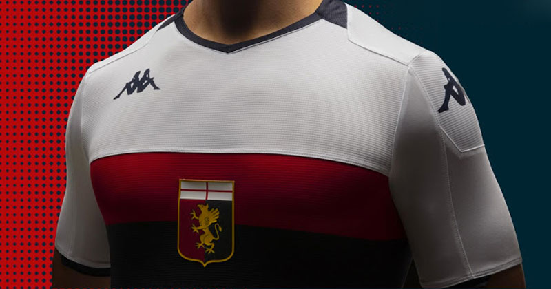 genoa 2019 away shirt