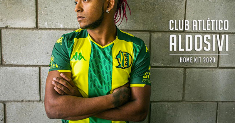 aldosivi 2019 home shirt