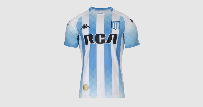 racing 2019 home shirt