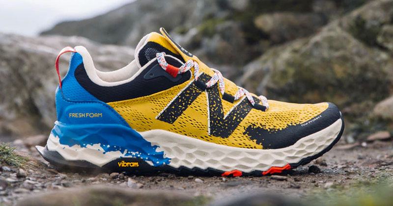 new balance trail running trainers