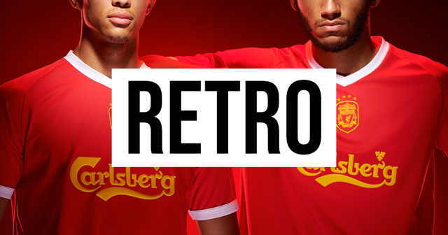 5 top picks from the new LFC Retro Collection