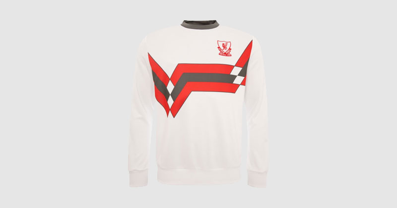 LFC retro sweat top