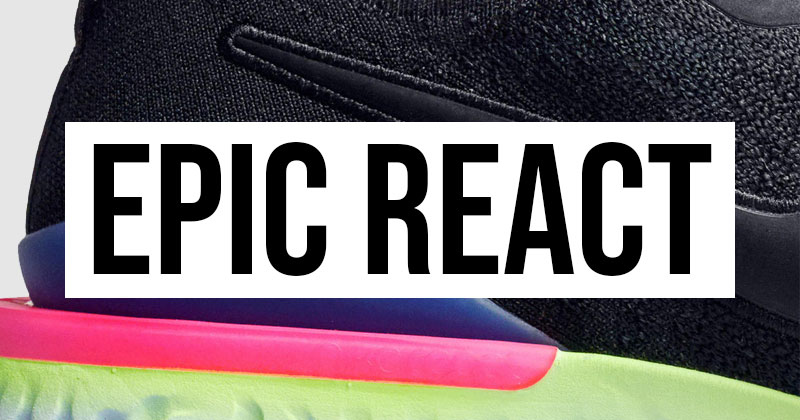 Nike Release Epic React Flyknit 2 Colourways